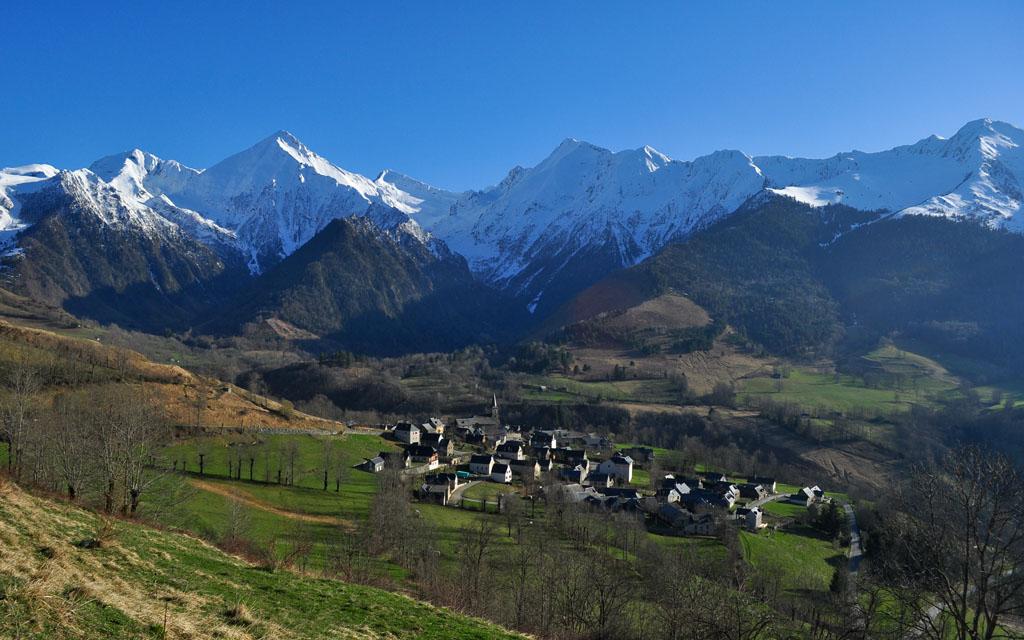 azet Vallée d'Aure
