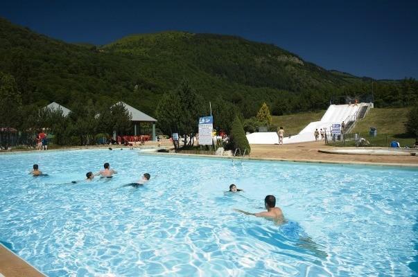 piscine Activités vertes