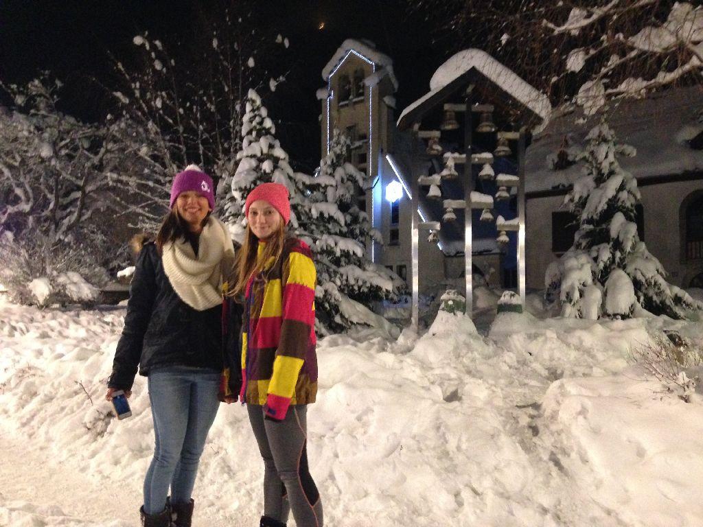 St-Lary-sous-la-neige Séjour en famille