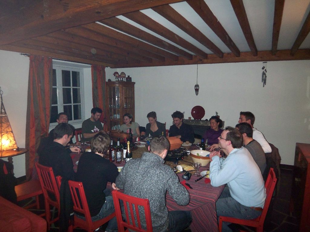 groupe-anniversaire Organisation de séminaire